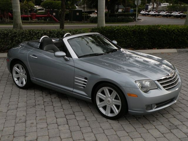 2005 Chrysler Crossfire Limited Convertible Photo 3 Fort Myers