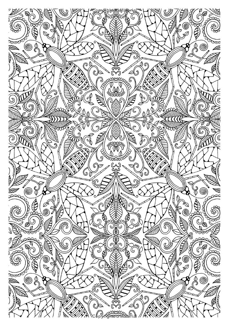 Glorious Gardens Creative Colouring For Grown Ups Amazoncouk Various Authors Illustrators Books Mandala Coloring