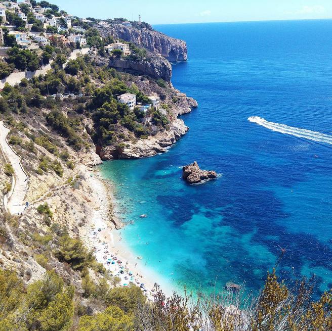 Visitar Javea Playas De Mallorca Lugares De España Paisajes De España