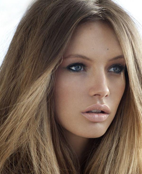 neutral beauty look // makeup // cover denmark
