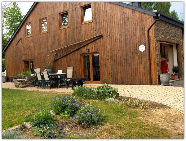 Cottages Le Fenil In Botassart Bouillon Land Of Bouillon In The Ardennes South Belgium