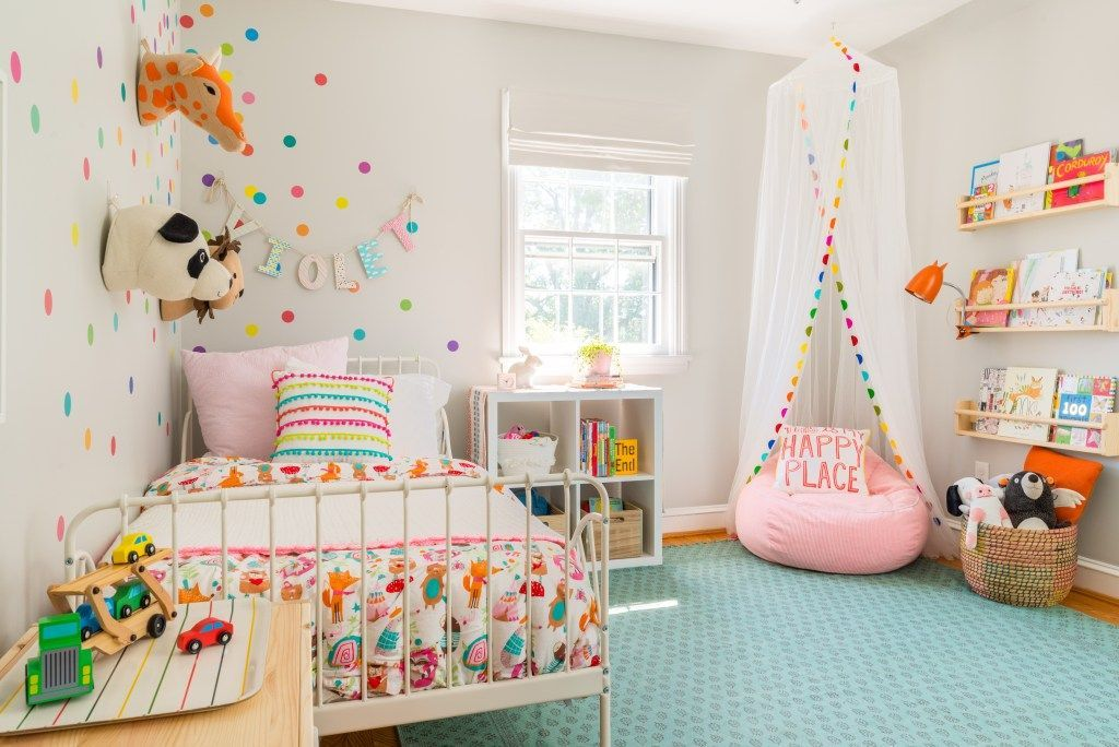 Toddler S Whimsical Bedroom Makeover Toddler Bedroom Makeover Whimsical Bedroom Big Girl Bedrooms