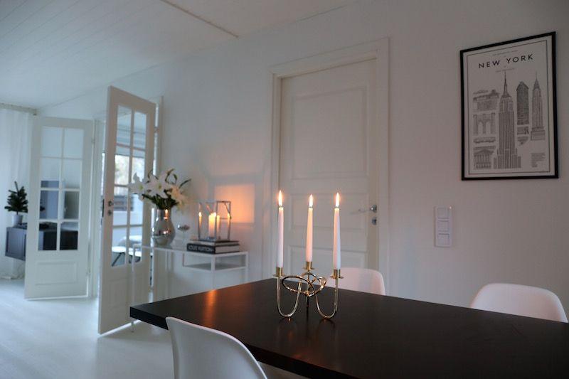 Homevialaura | Svenskt Tenn | Vänskapsknuten | mässing