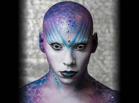 From creatures to cirque style faces and beyond, our team