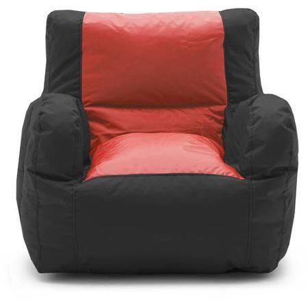 big joe smartmax duo bean bag chair multiple colors walmart com