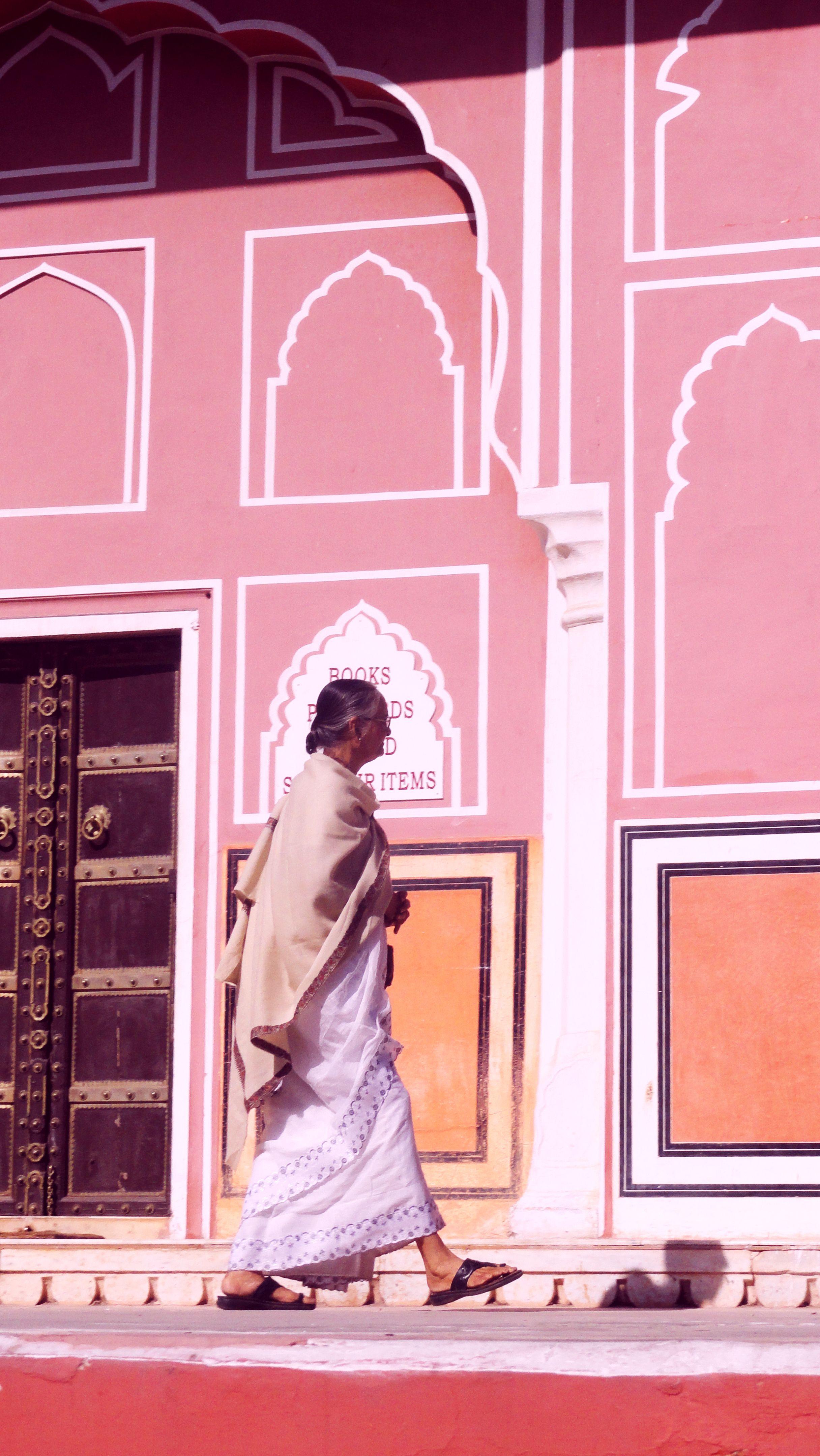 Jaipur, Ciudad Rosada  India :)