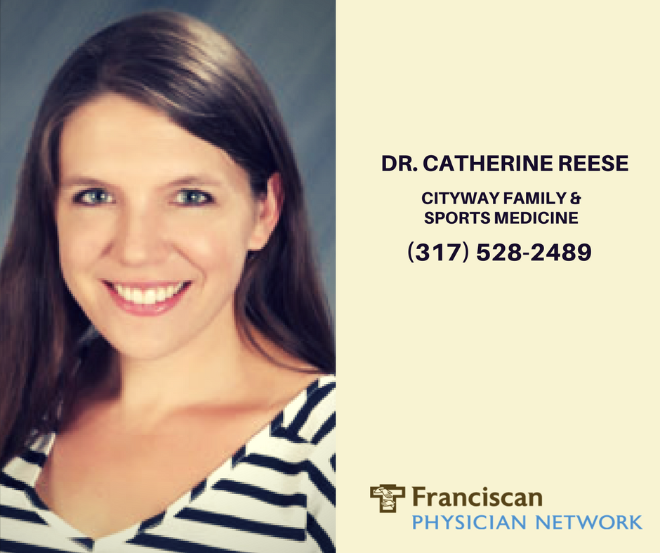 Sports medicine physician Dr. Catherine Reese has joined