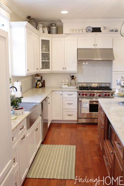 DIY Projects and Ideas for the Home - ideen für küchenrückwand