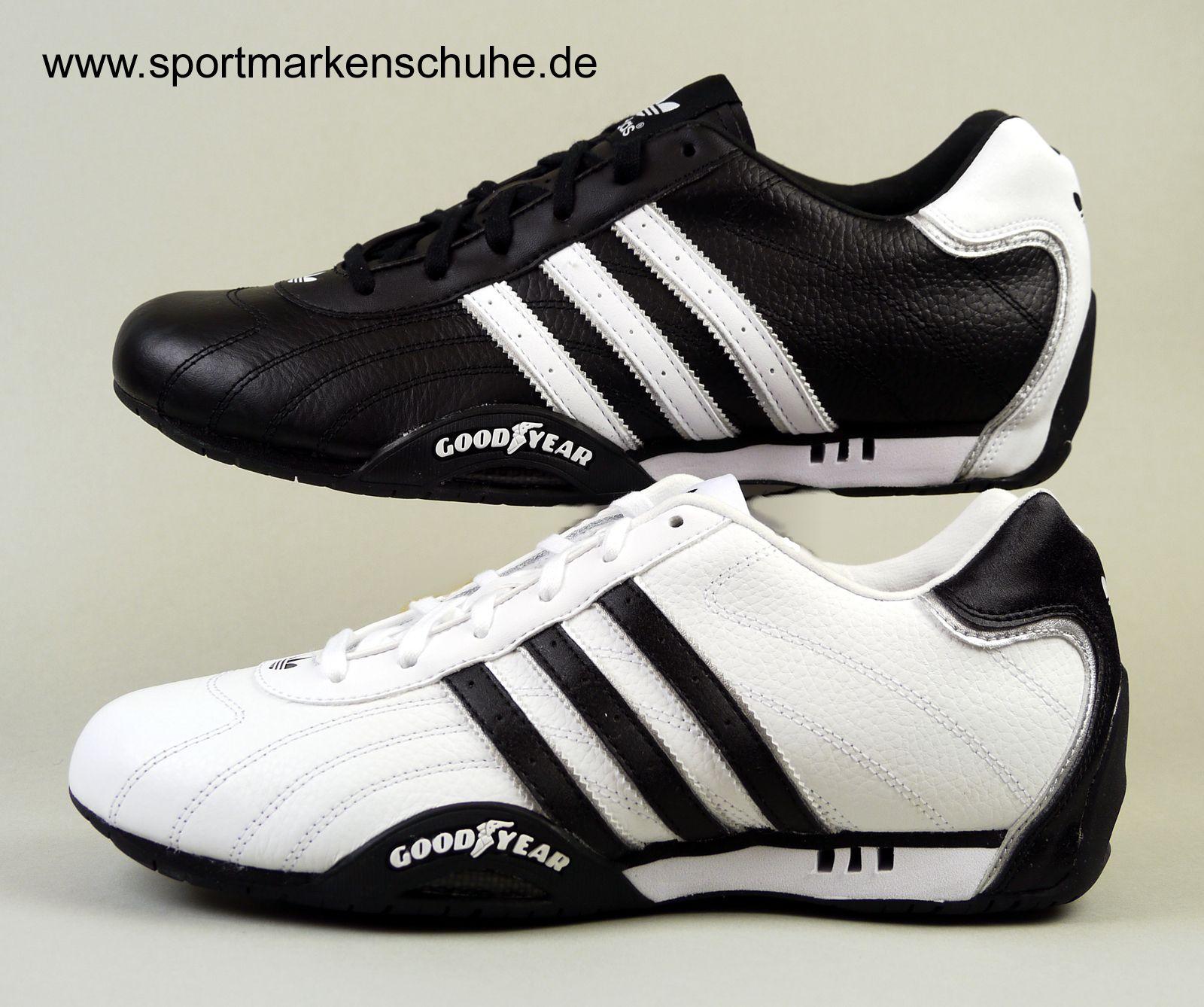 Low Adidas Sneaker Adi Leder Racer ymv80ONnw