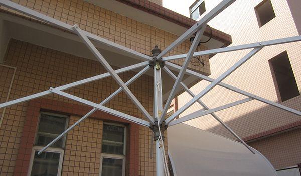 Aluminum Parasol without Tilt