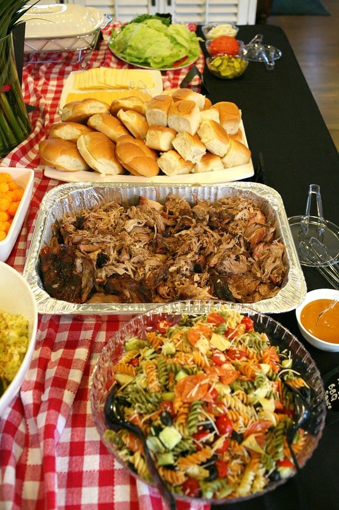 American Themed Dinner Party Ideas Part - 35: Dinner Ideas · Classic American BBQ Themed Party
