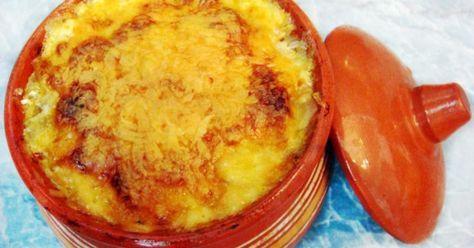 Пельмени с сыром в горшочке в духовке | Рецепт | Идеи для ...