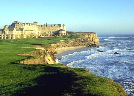 Half Moon Bay California Ritz Carlton This Hotel Looks AMAZING I Want To Have My Wedding Here And Yes Might Found It Because Of American