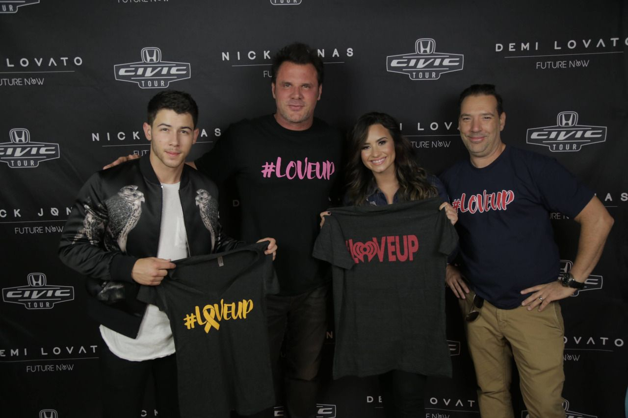 Dlovato news september 16 demi lovato and nick jonas at their meet dlovato news september 16 demi lovato and nick jonas at their meet and greet in az hqs m4hsunfo