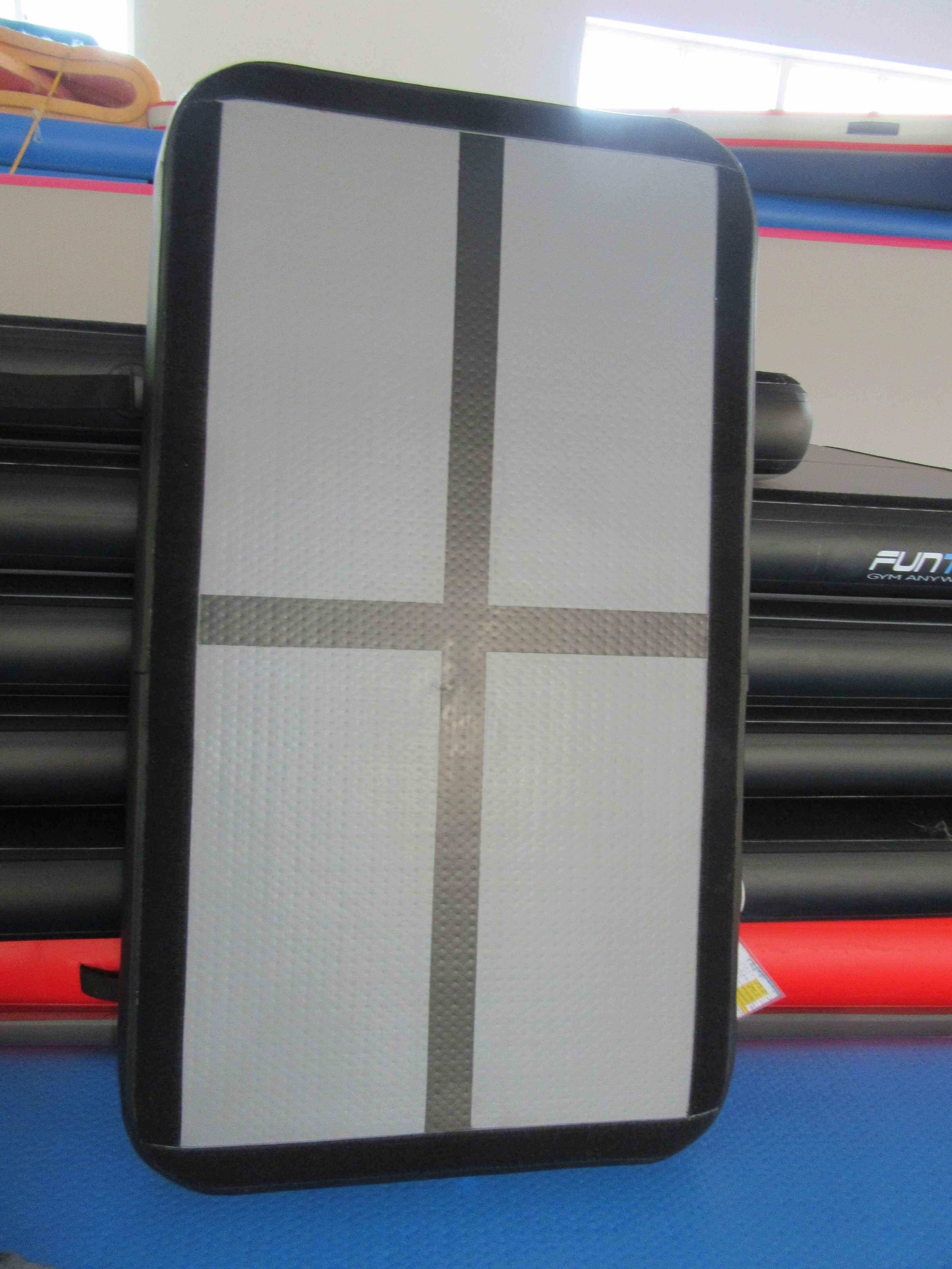 b mats gymnastic gymnastics flooring tumbling diy sports outdoors amazon x exercise com tenive leather pu mat