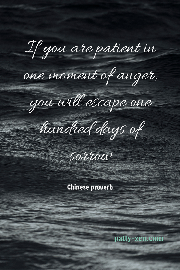Philosophy In Life Quotes Zen  Mindful Living  Be Patient  Life Hacks  Blog  Chinese
