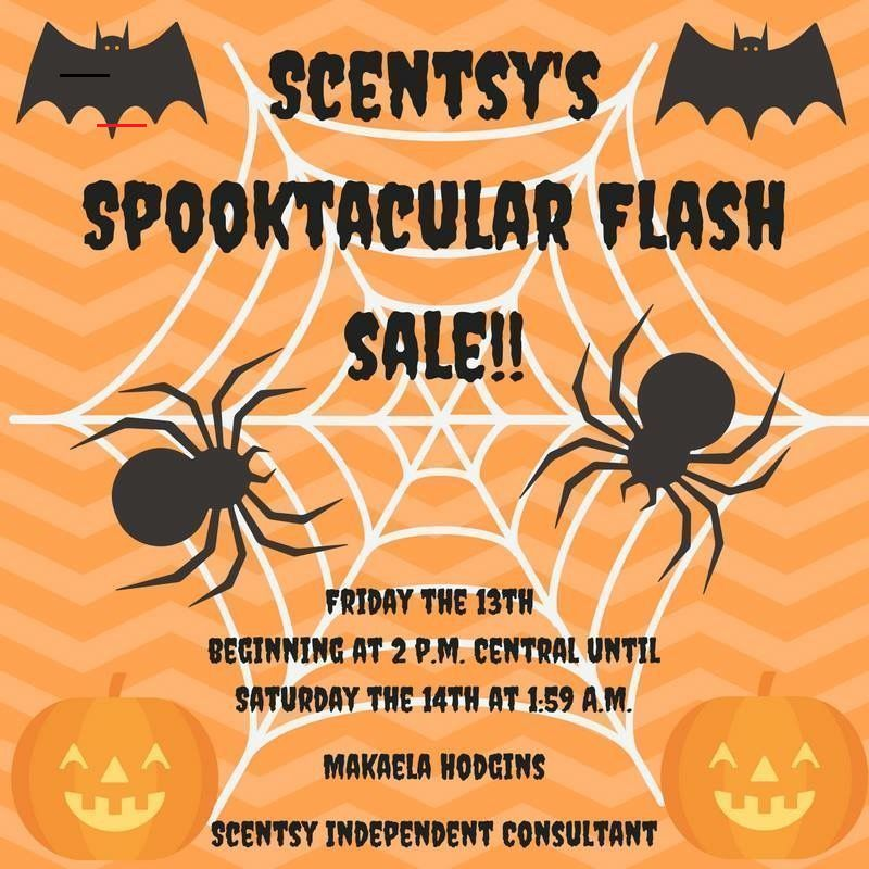 scentsyfridaythe13th in 2020 Scentsy, Friday the 13th