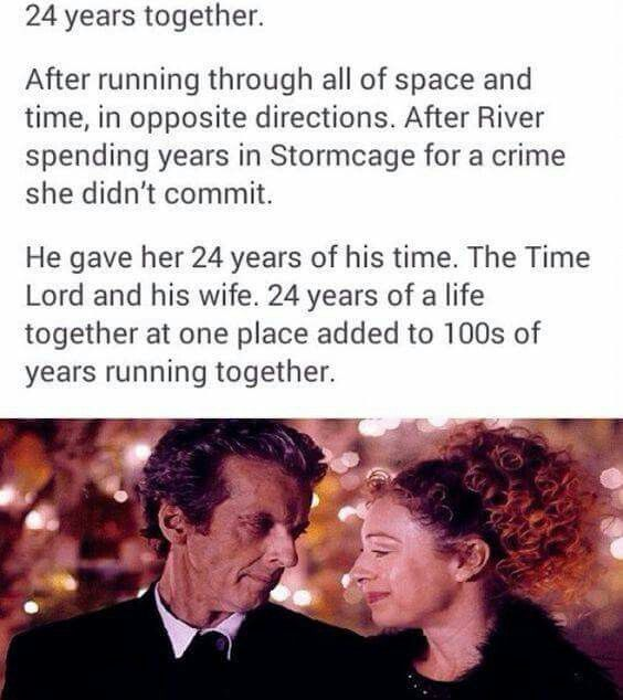 I couldn't ship River and Eleven, because Twelve is absolutely her OTP