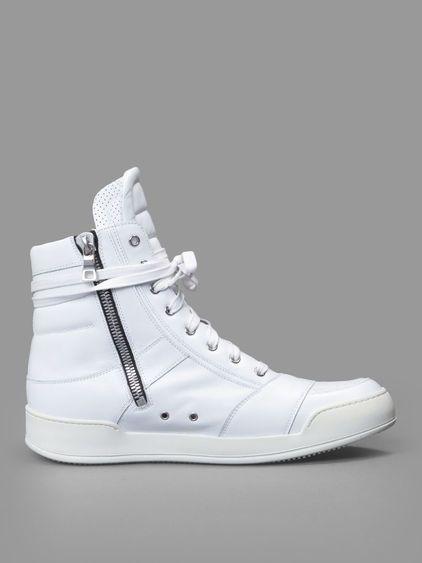 6d8f1593967 Balmain high top basket sneakers with side zip closure #balmain | I ...
