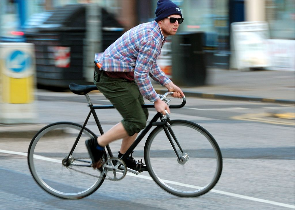 Fixie Hipster By Jeremyhughes Gentlebikers Pinterest Fixie