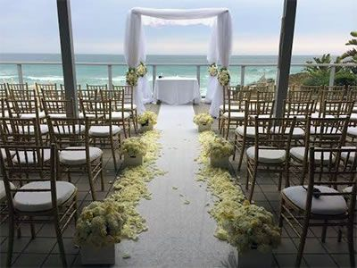 Malibu West Beach Club California Wedding Venues 4 Repinned From Ceremony Officiant Https