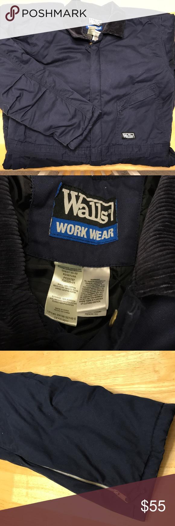 walls workwear zero zone twill insulated coveralls great on walls workwear insulated coveralls id=18461