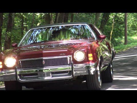 Dark Red Metallic 1973 Chevrolet Monte Carlo for sale ...