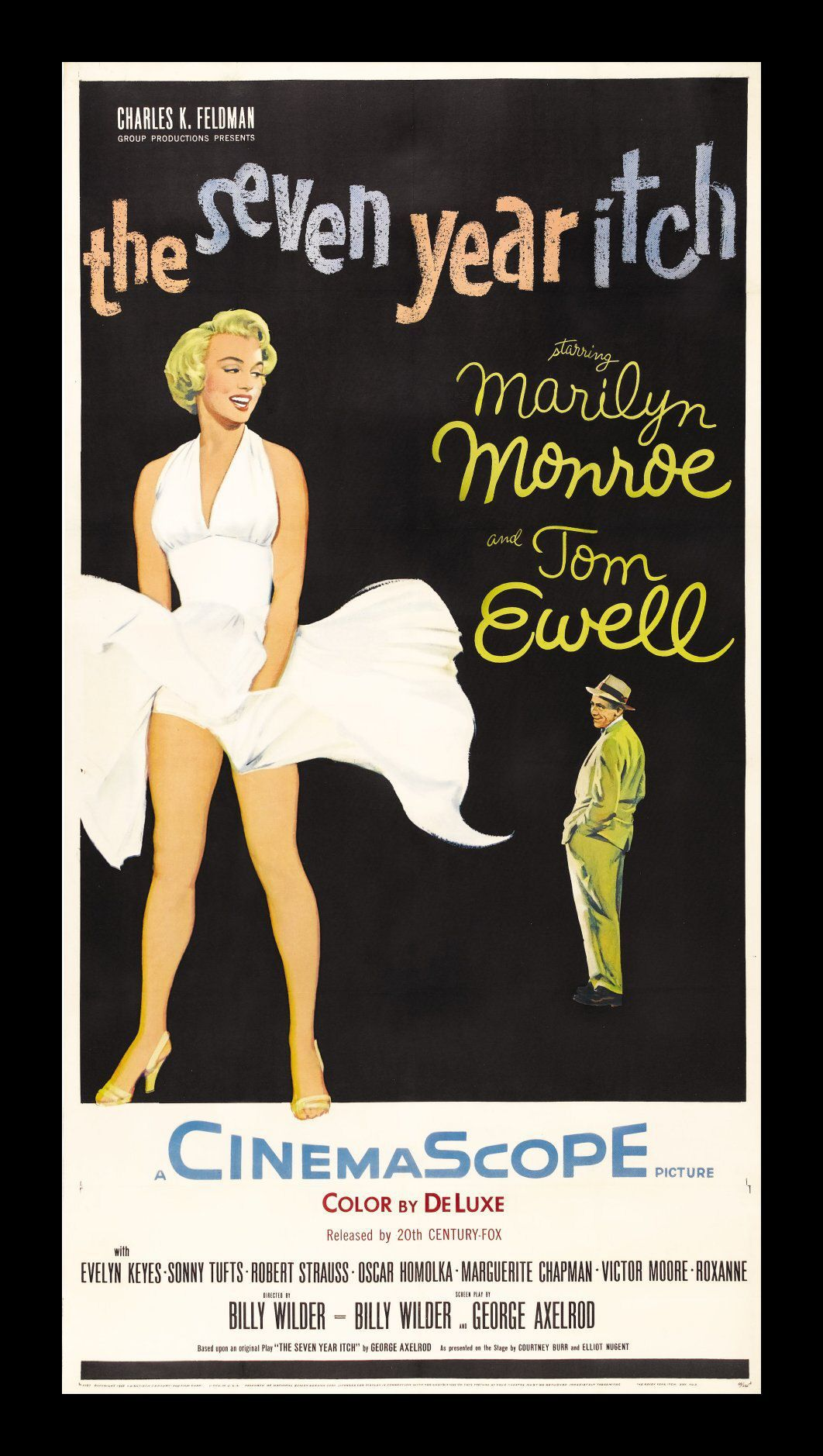 the seven year itch classic film posters pinterest