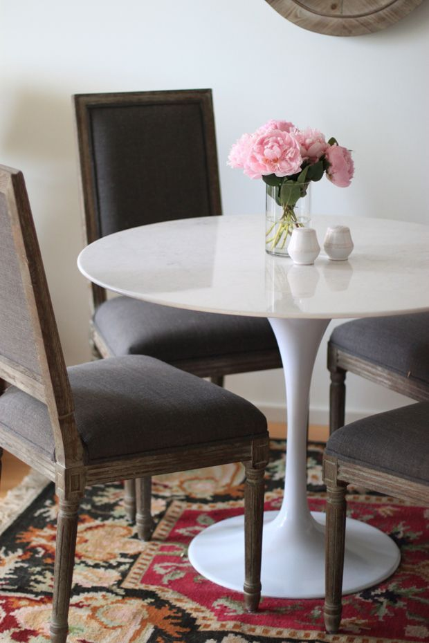 Marble Tulip Table Interior Inspo Tulip Dining Table