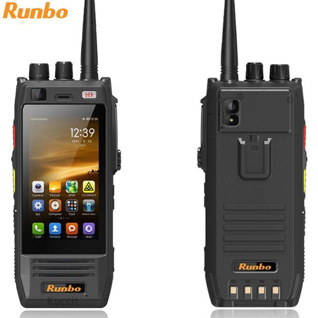 Original Two Way Radio Headset Amateur H1 HAM Mobile DMR Radio VHF