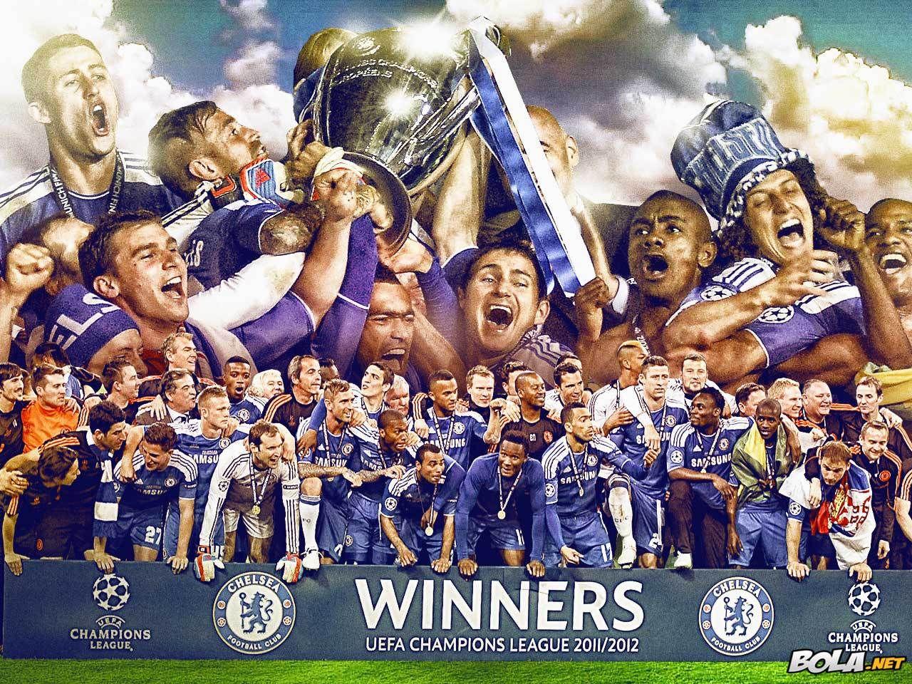 Chelsea Fc Hd Wallpapers 2012