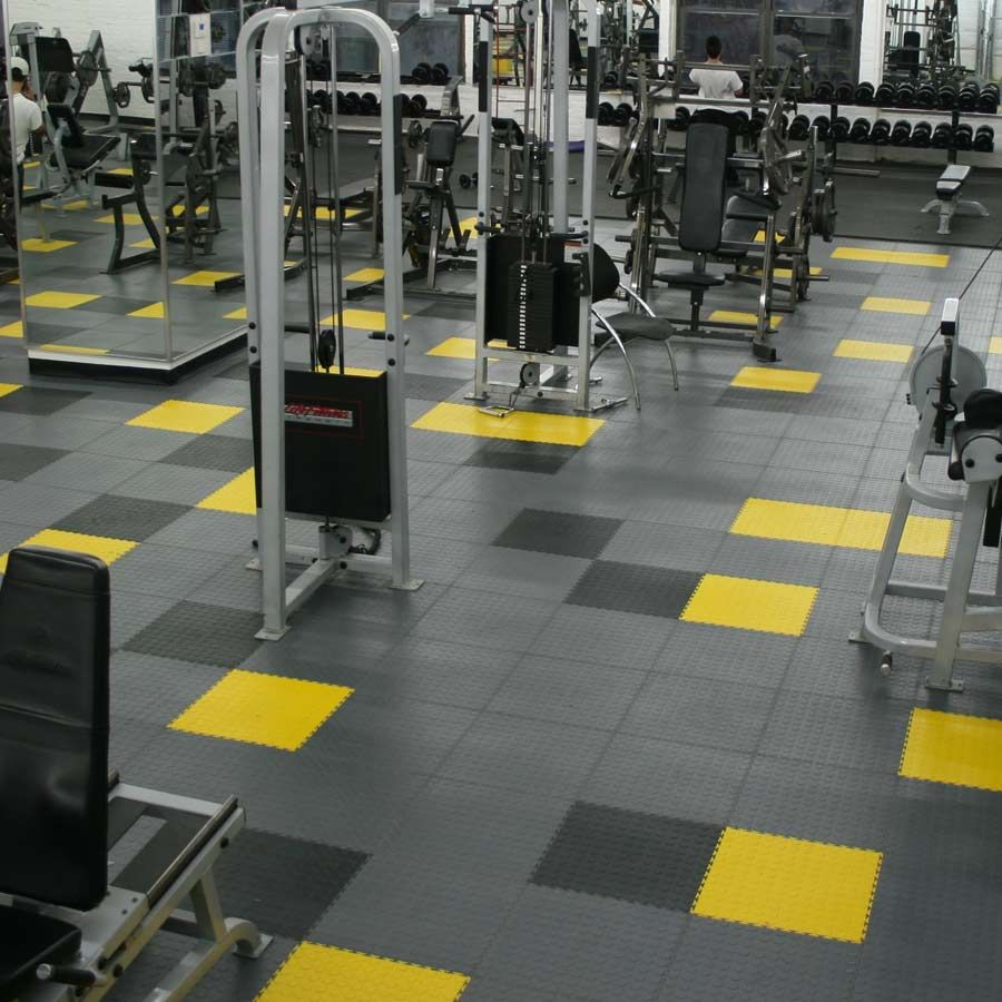Garage gym floor tiles gym 2b pinterest garage gym gym and garage gym floor tiles dailygadgetfo Gallery