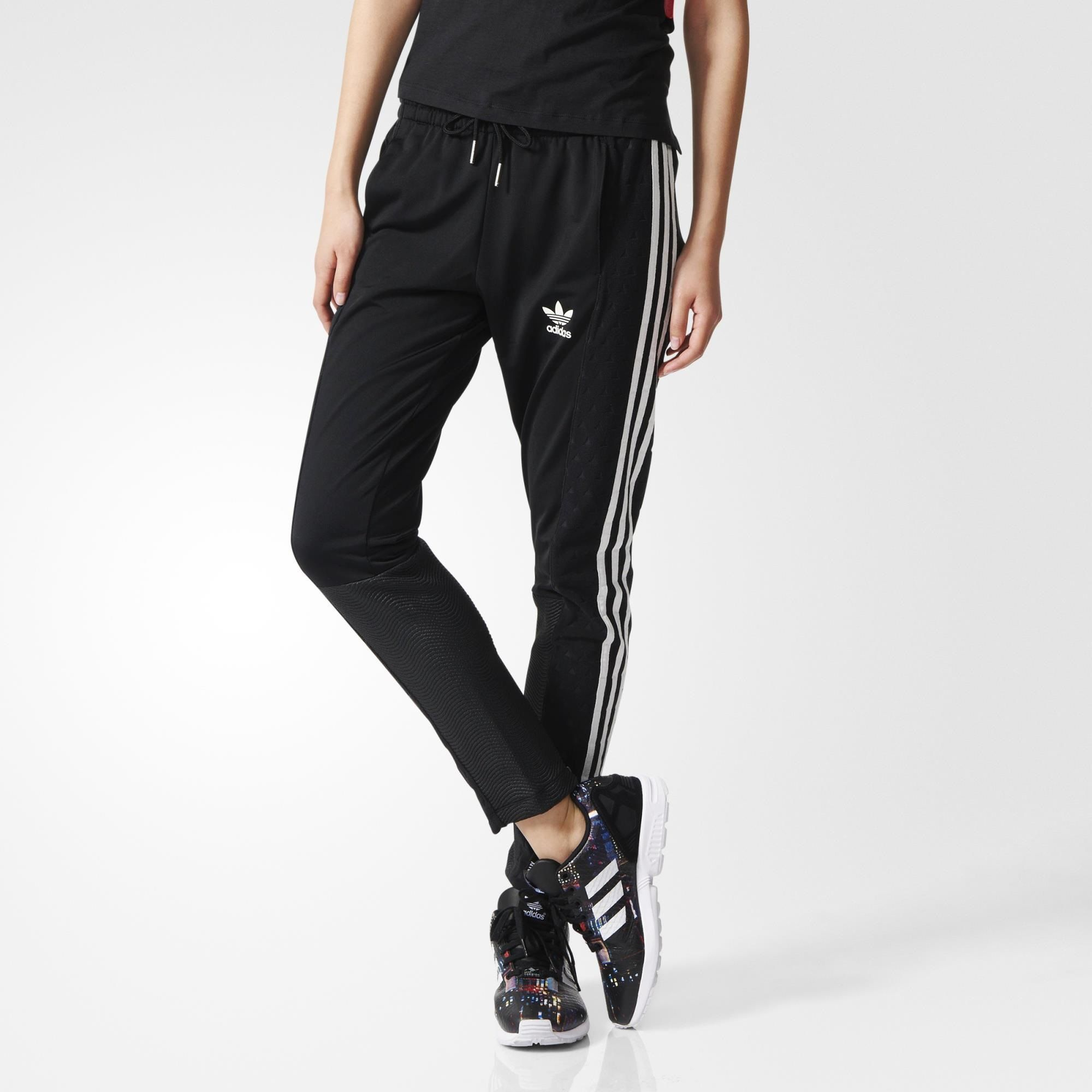 0e74a1f7337bf adidas Superstar Track Pants Berlin - Black