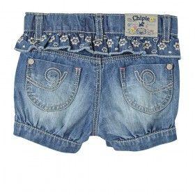 Short en jean Bleu jean Chipie
