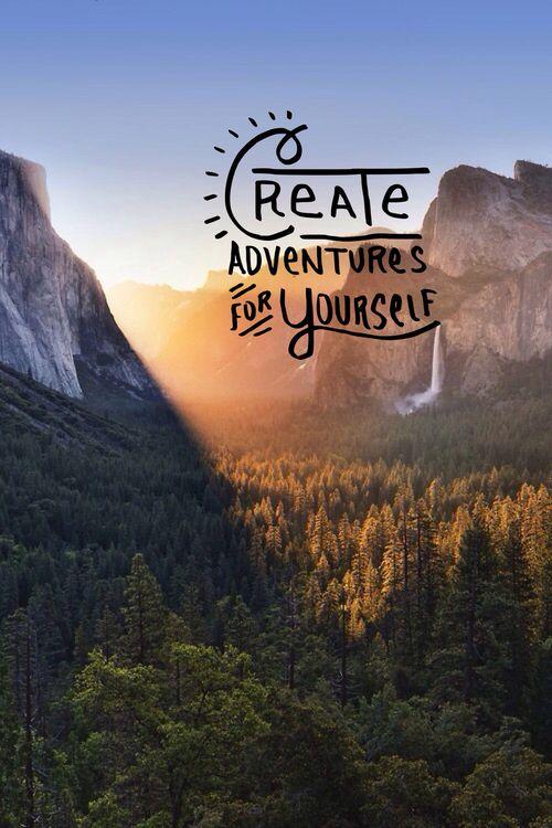 create yourself! Nature