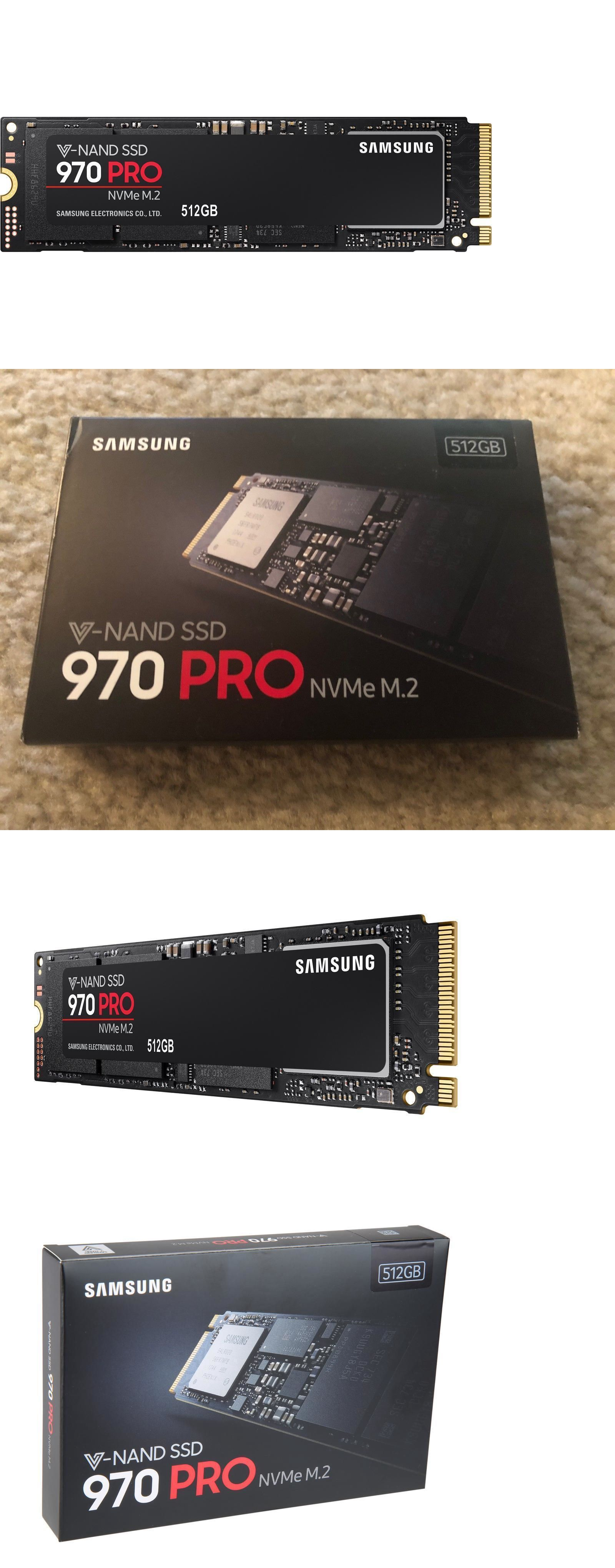 Solid State Drives 175669 New Samsung 970 Pro 512gb Pcie Nvme M 2 Solid State Drive Ssd Mz V7p512 Buy It Now Only 199 99 On New Samsung Samsung Driving