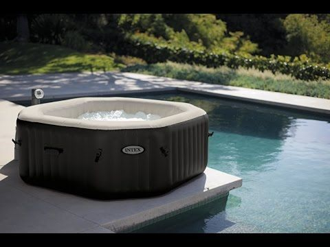 Https Www Johan Laurens Com Intex Purespa Octagon Jet Bubble Massage Whirlpool Portable Hot Tub Inflatable Hot Tubs Hot Tub Outdoor