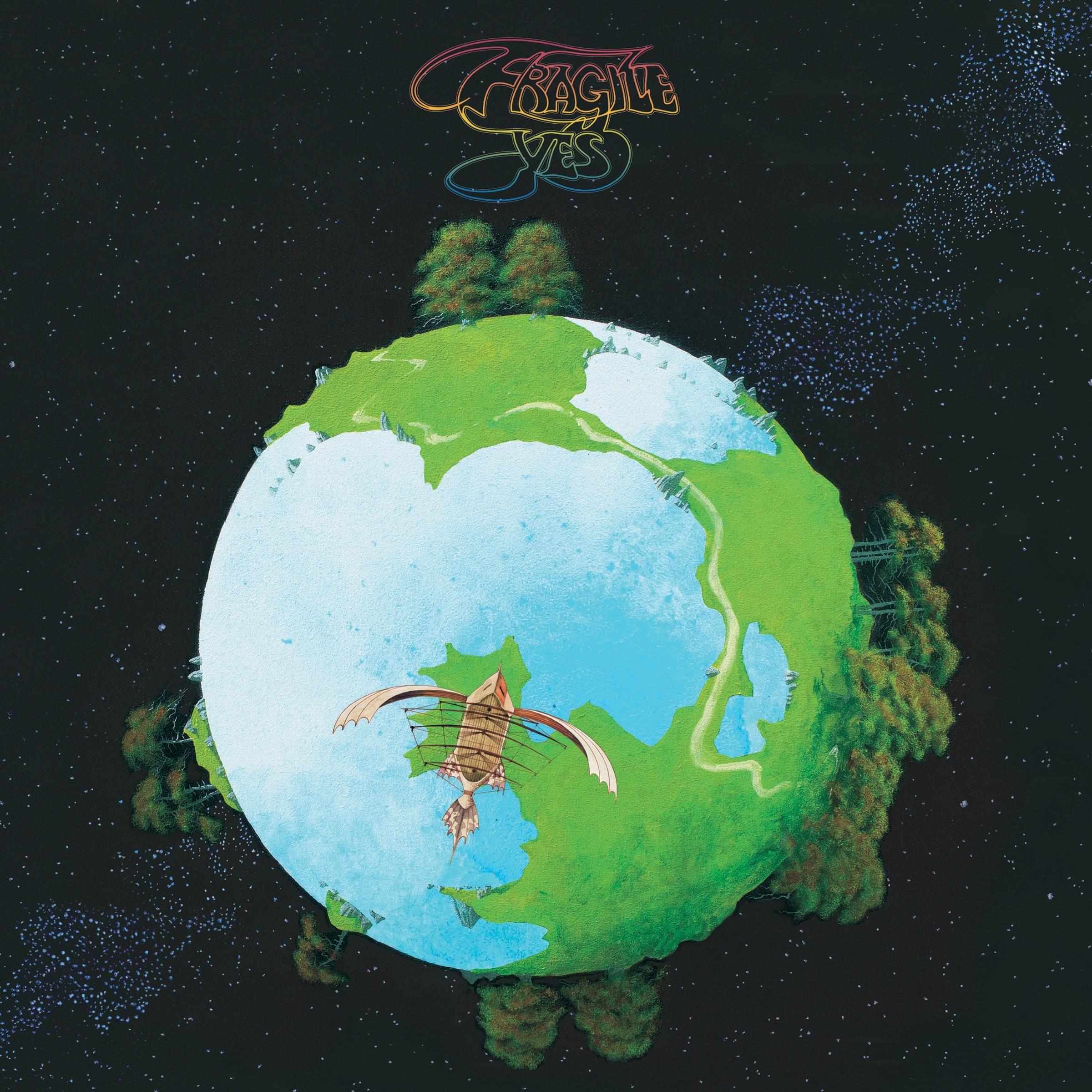 Yes - Fragile (2015 Steven Wilson remix) [2400 2400] #album art
