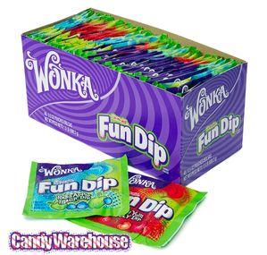 fun dip candy packs 48 piece box in 2019 candy tables fun dip rh pinterest com