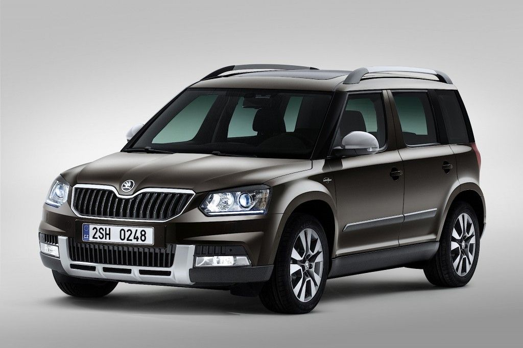First Drive Skoda Yeti Auto Insurance And Car Reviews Skoda