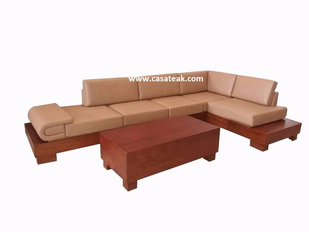 Teak Sofa Daybeds Wooden Sofa Sets Living Room Furniture Teak Daybeds Wooden Sofa Set Teak Sofa L Shaped Sofa