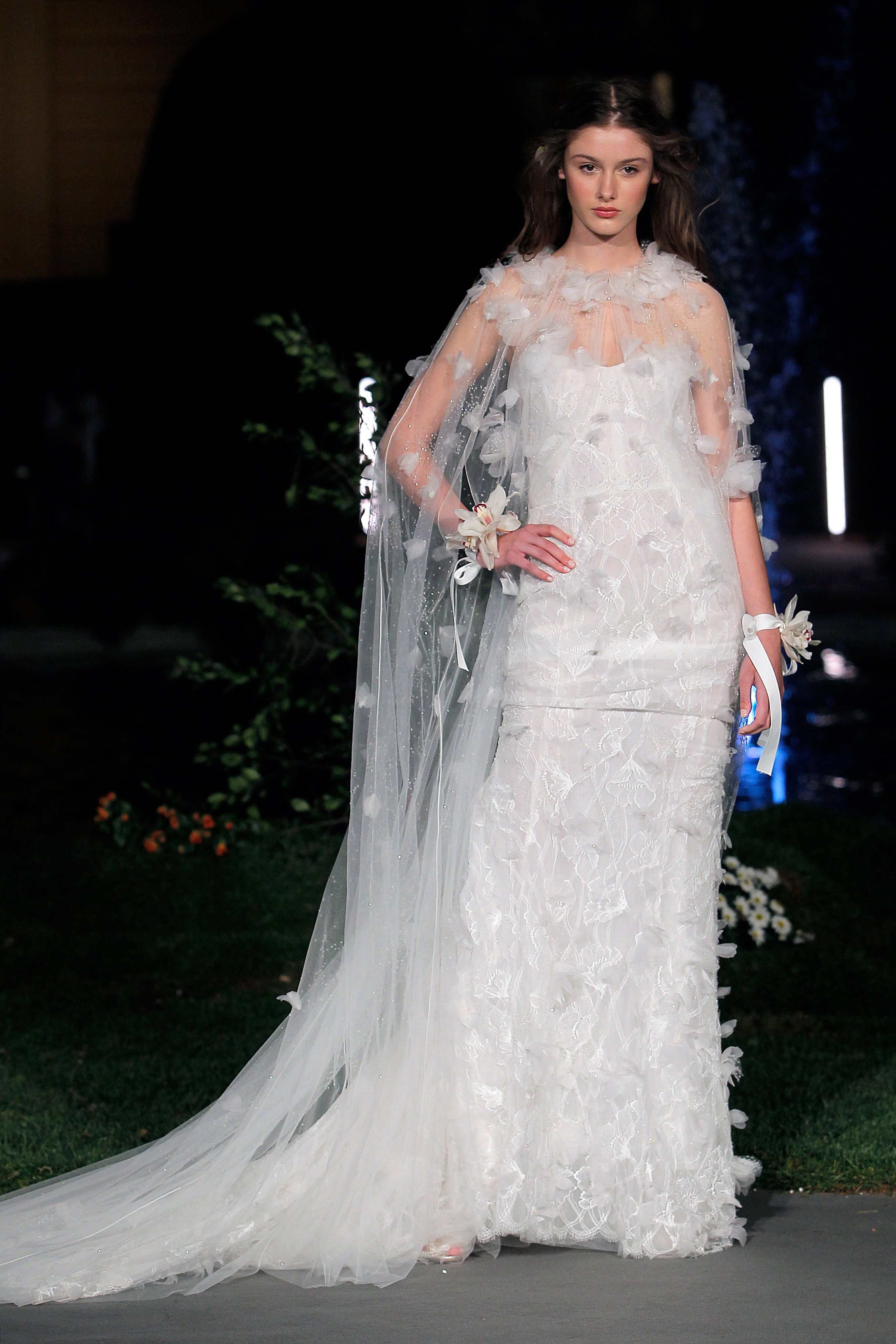 c5267b9679 Marchesa Bridal Spring 2020 Collection - Vogue