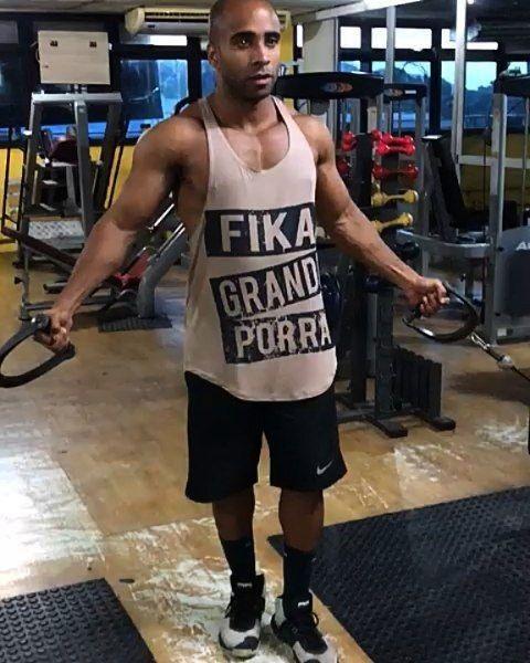 #fitnessmotivation #fitnesslifestyle #fikagrandeporra #gymmotivation #instafitness #bodybuilding #in...