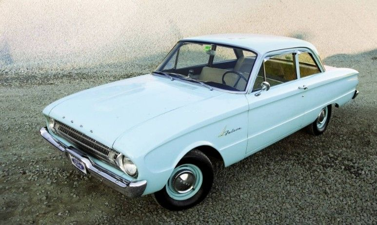 1961 ford falcon oldtimers ford falcon ford cars rh pinterest com