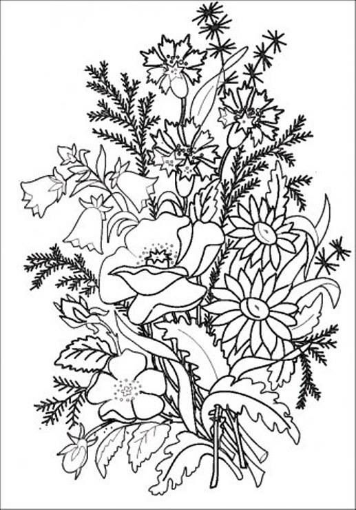 стрункі, картинки цветочных композиций макет для картин толкнуть
