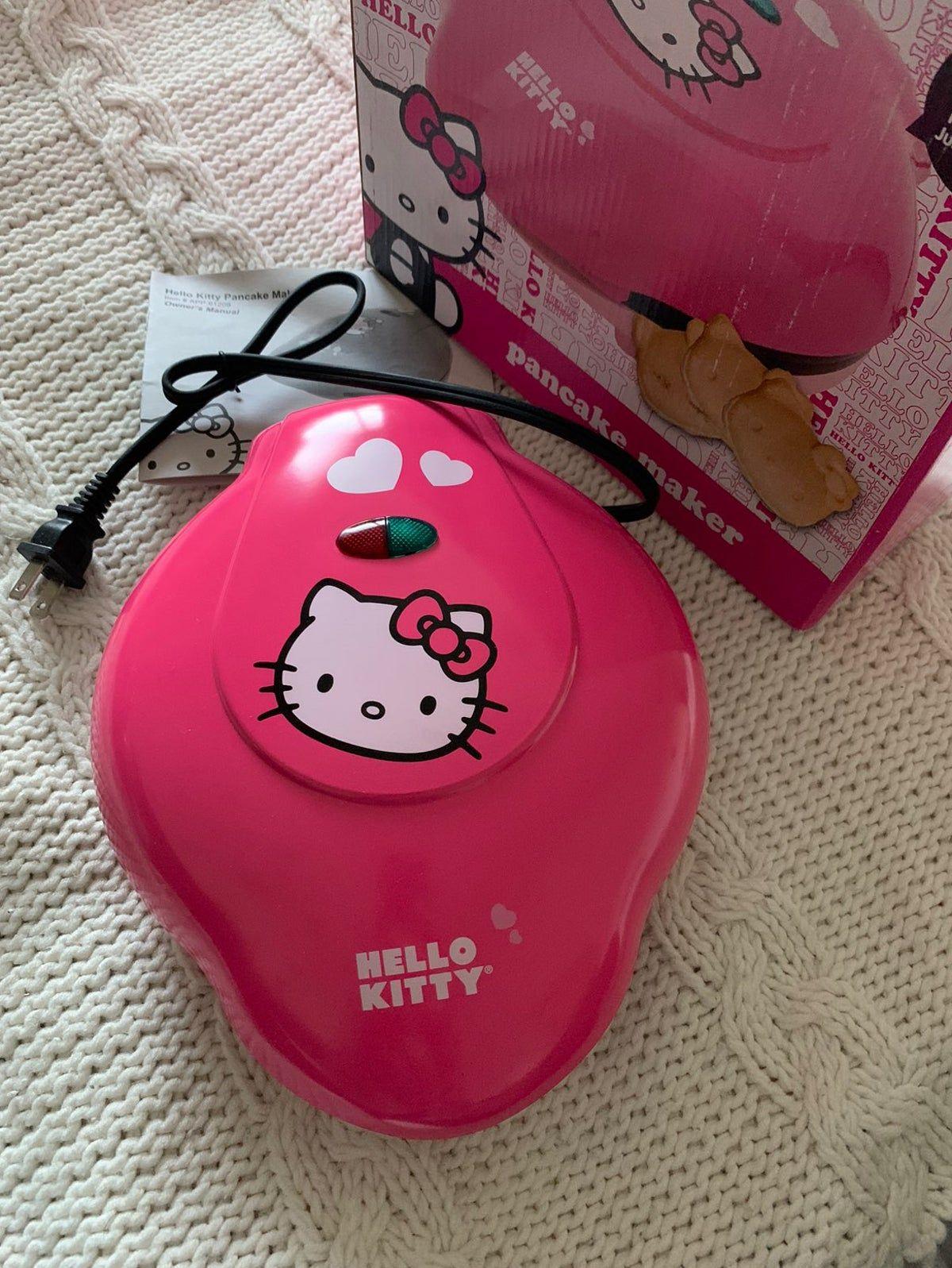 Hello Kitty Pancake Maker on Mercari