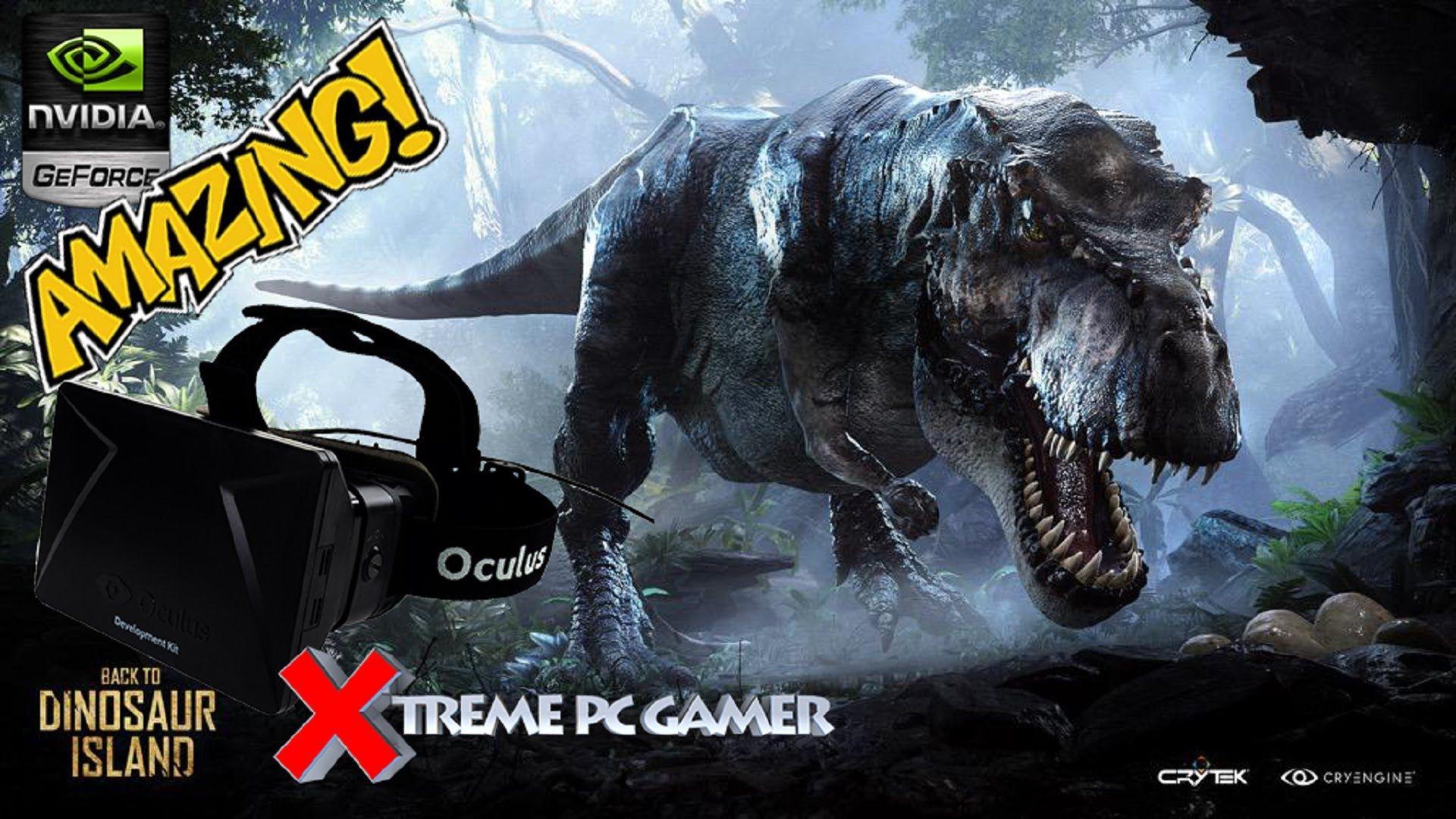 Back to Dinosaur Island CryteK Demo + Download Link