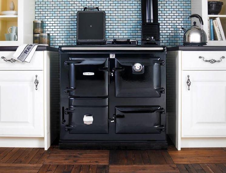 Cucina economica a legna  architettura ed interni in 2019