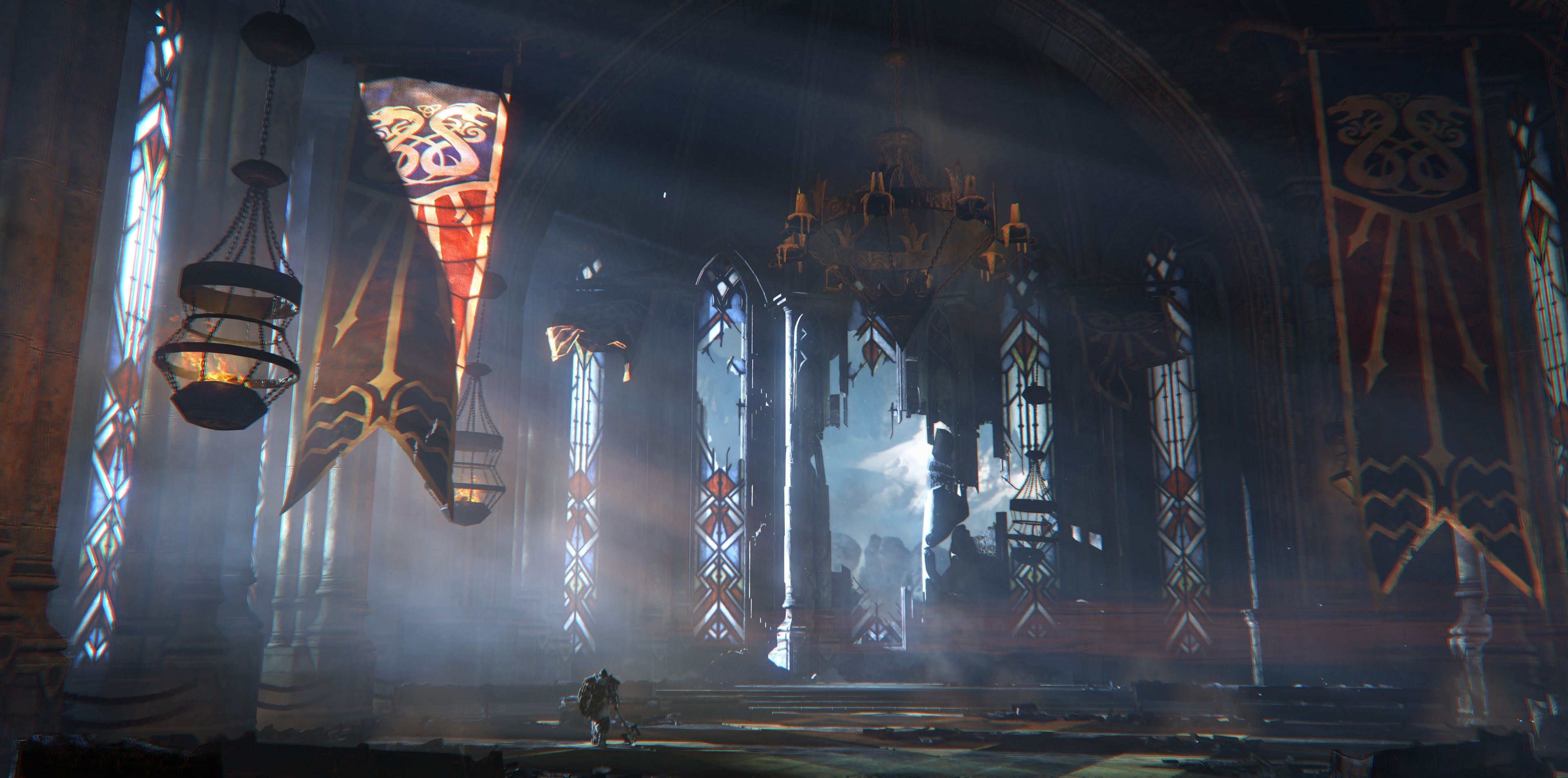 3840x1905 lords of the fallen 4k picture hd desktop wallpapers and rh pinterest com