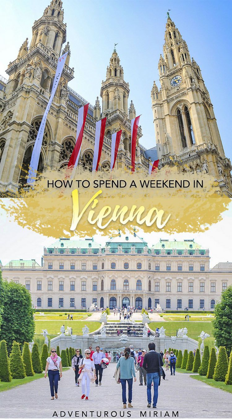 3 Days In Vienna Austria Incl Best Vienna Tours And Day Trips Vienna Tours Travel Day Trips